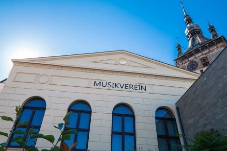 Templul muzicii din Sighișoara
