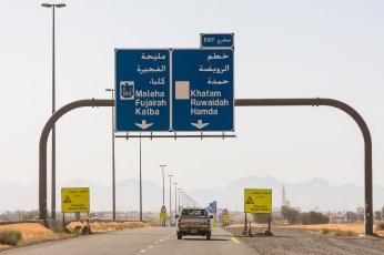 Pe autostradă