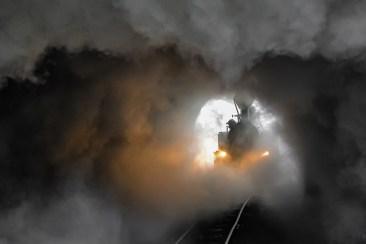 Dihania din tunel