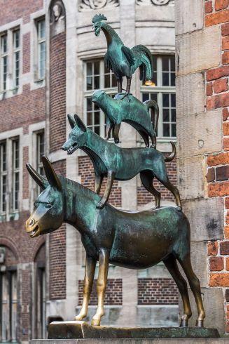 Muzicanții din Bremen