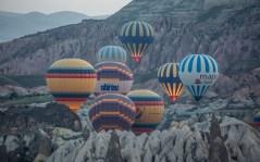 Balloon bayram - Cappadocia, Turcia