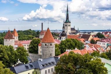 Baltic în stare pură - Tallinn, Estonia