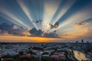 Orașul binecuvântat - Vilnius, Lituania