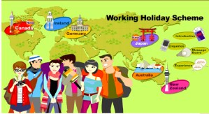 TravelBAG  2015 Working Holiday 資料懶人包