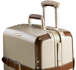 Choosing luggage - hardware and handles