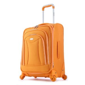 Olympia Luxe 21 Expandable Carry-On Upright Bag