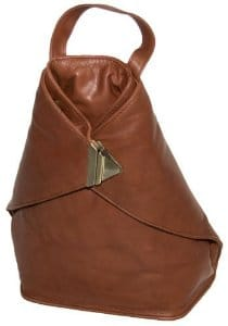 Leather Backpack Purse for Women