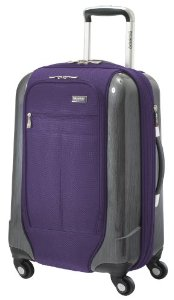 Ricardo Beverly Hills Luggage Crystal City 20 Inch Expandable Spinner Carry-On