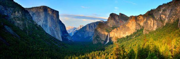 הפארק הלאומי יוסמיטי Yosemite National Park