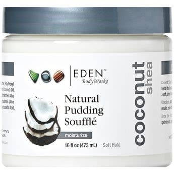 Traveling - Eden Natural Pudding Souffle Coconut Shea