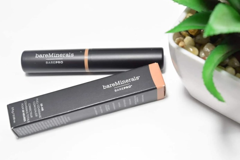 BarePro Concealer | Is The BarePro Concealer A Good Product? | BarePro Concealer by bareMinerals | bareMinerals | Pro Concealer | Concealers | Makeup | Pro Makeup | Beauty Products | Cosmetics | Bare Pro bareMinerals Concealer | Product Reviews