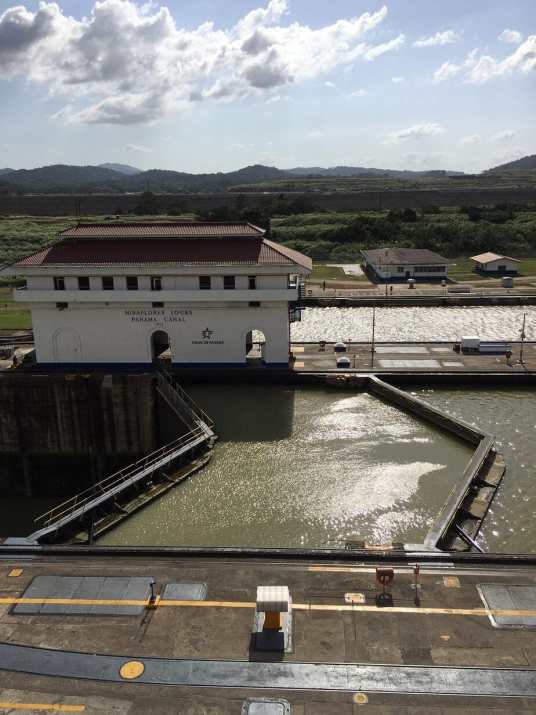 The Panama Canal | Panama Canal | Things to do in Panama | Fun Day At The Miraflores Locks And Panama Canal | Travel Beauty Blog | Miraflores Locks
