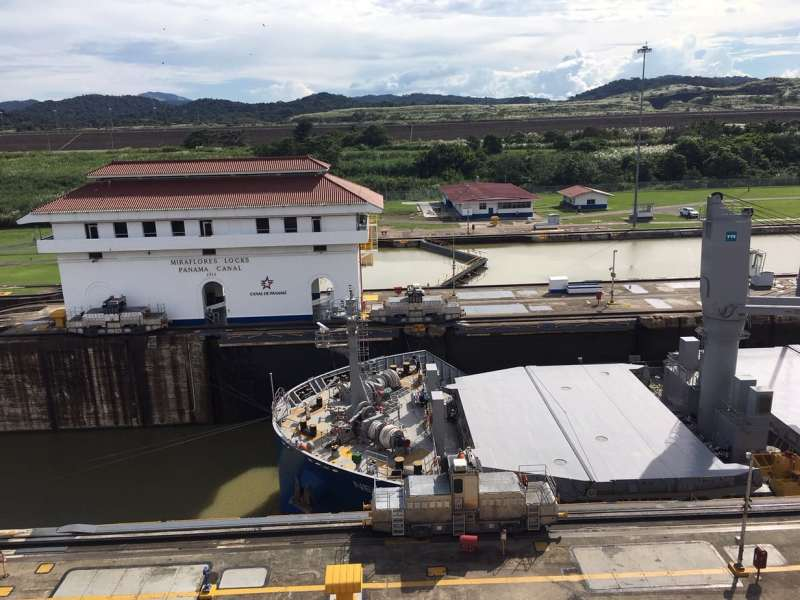 The Panama Canal   Panama Canal   Things to do in Panama   Fun Day At The Miraflores Locks And Panama Canal   Travel Beauty Blog   Miraflores Locks