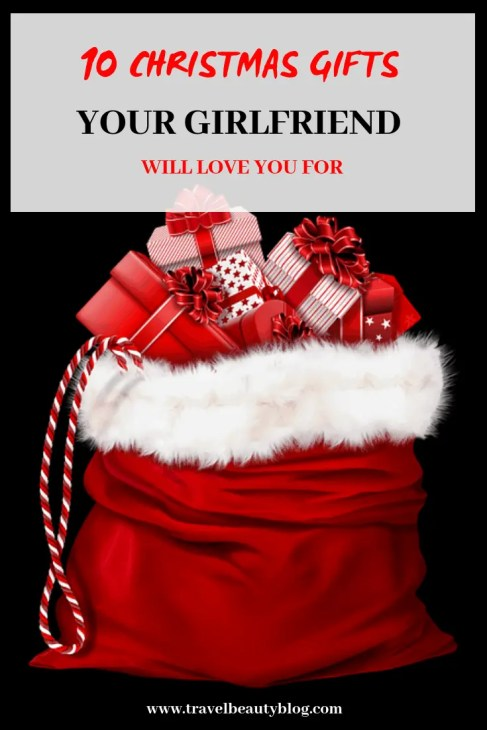 Christmas Gifts | 10 Christmas Gifts Your Girlfriend Will Love You For | Holiday Gift Guide | Chritmas Gift Guide | Christmas Gifts | Travel Beauty Blog