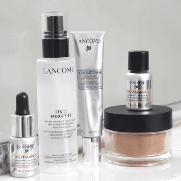 Lancome Skin Care Solutions | The Best Of | Beauty Products | Reviews | Cosmetics | Makeup | Visionnaire Skin Solutions | Travel Beauty Blog