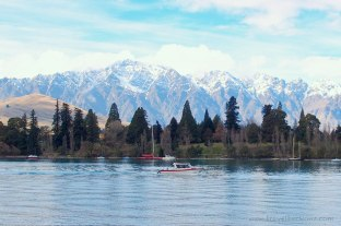 Jetboat on Lake Wakatipu
