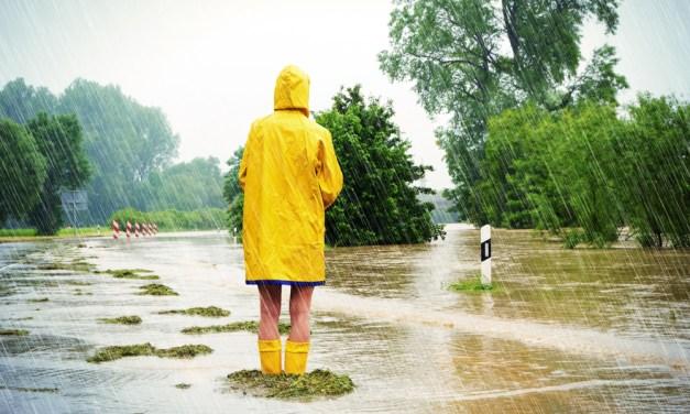 6 choses à faire après une inondation