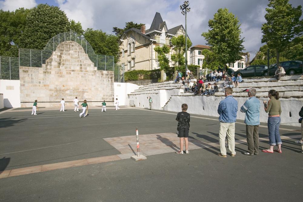 jeu pelote pays basque