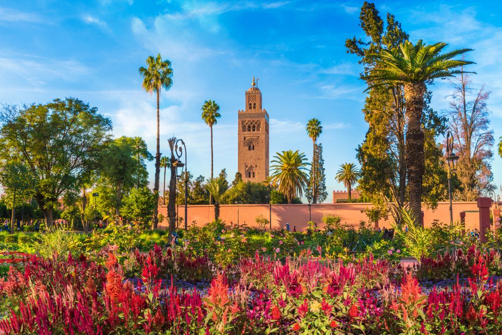 marrakech visite