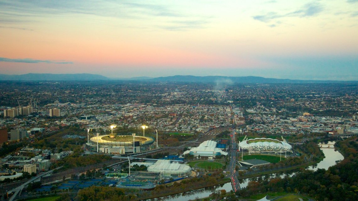 Melbourne Cricket Ground -  - Melbourne Attractions