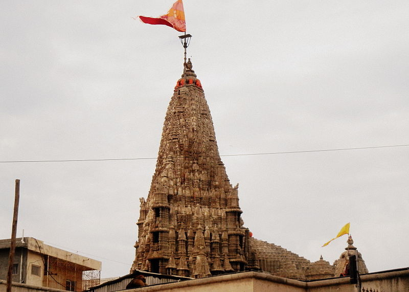 Dwarkadhish Temple Dwarka- Tourist places in Gujarat