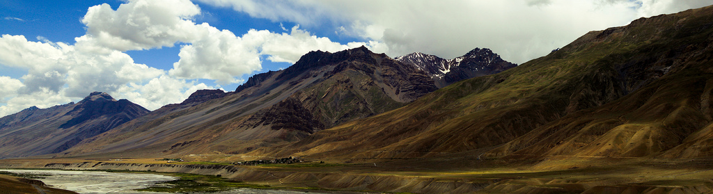 Spiti - Best Hill Stations in North India
