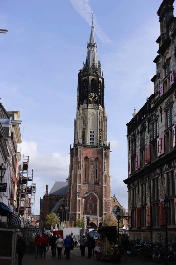 Dream Destination Netherlands Day 2 - Delft - Royal Delft 7