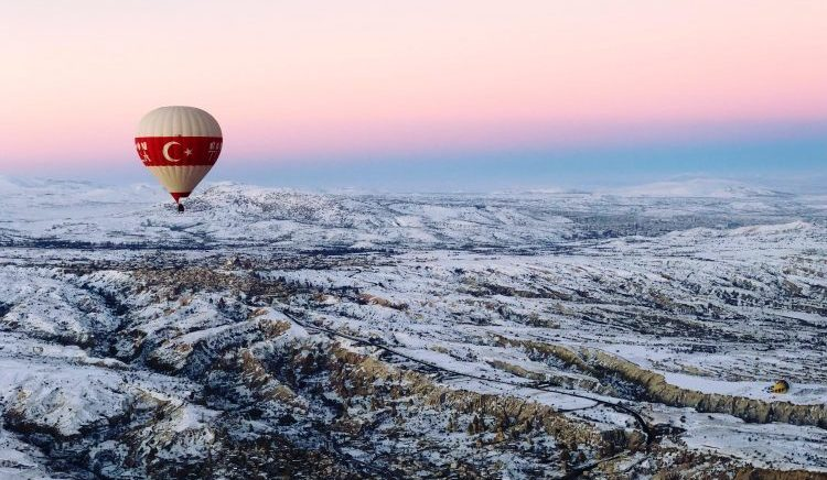 Dream Destination Turkey Day 7 - Cappadocia 1