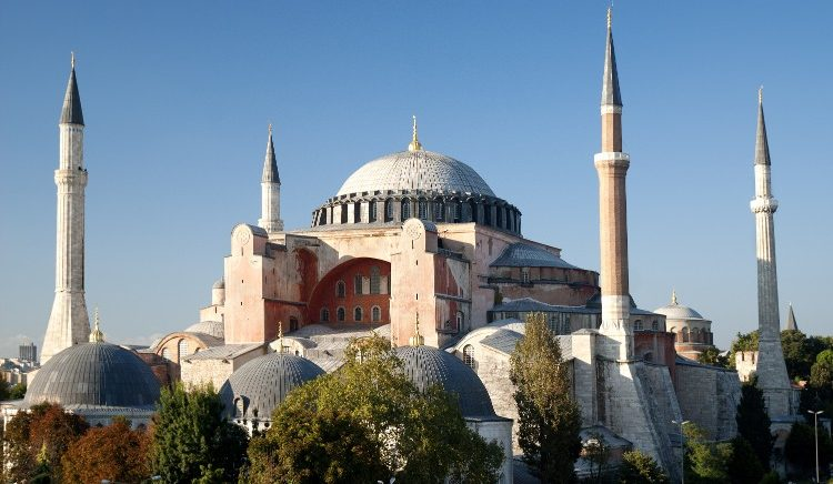 Dream Destination Turkey Day 8 - Istanbul - Hagia Sophia 1