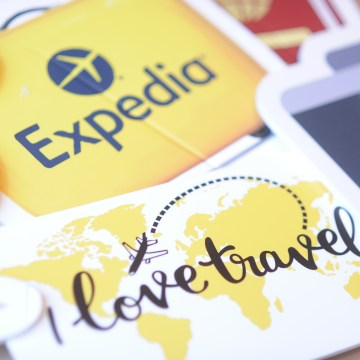 Expedia I love travel