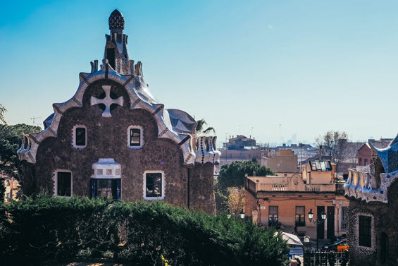 Dream Destination Spain - Day 6 - Barcelona - Park Guell 5