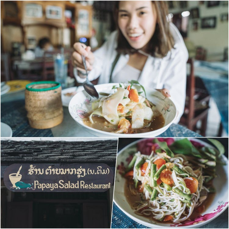 Rhythm of Journey - Luang Prabang - Food