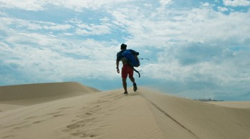 Rhythm of Journey - Mui Ne - White Sand Dunes & Red Sand Dunes 1