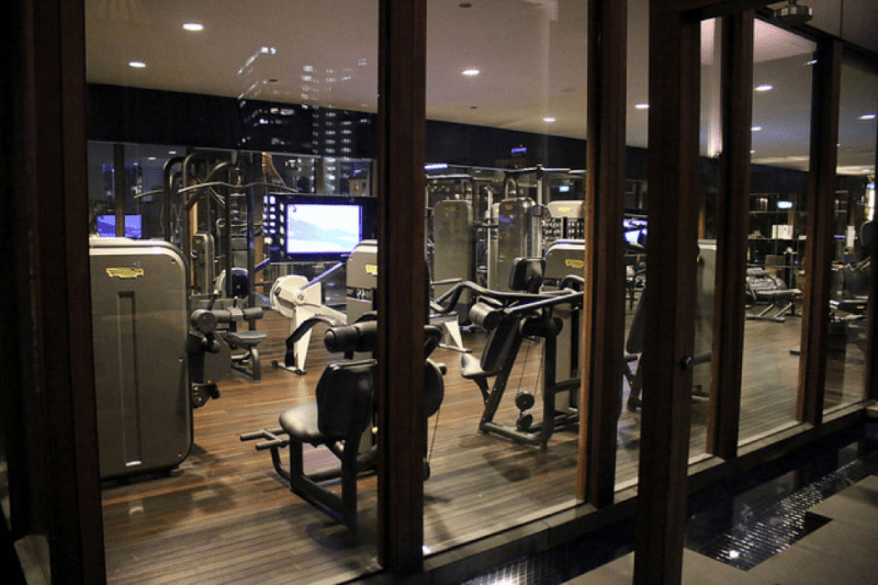 Gym, PARKROYAL on Pickering