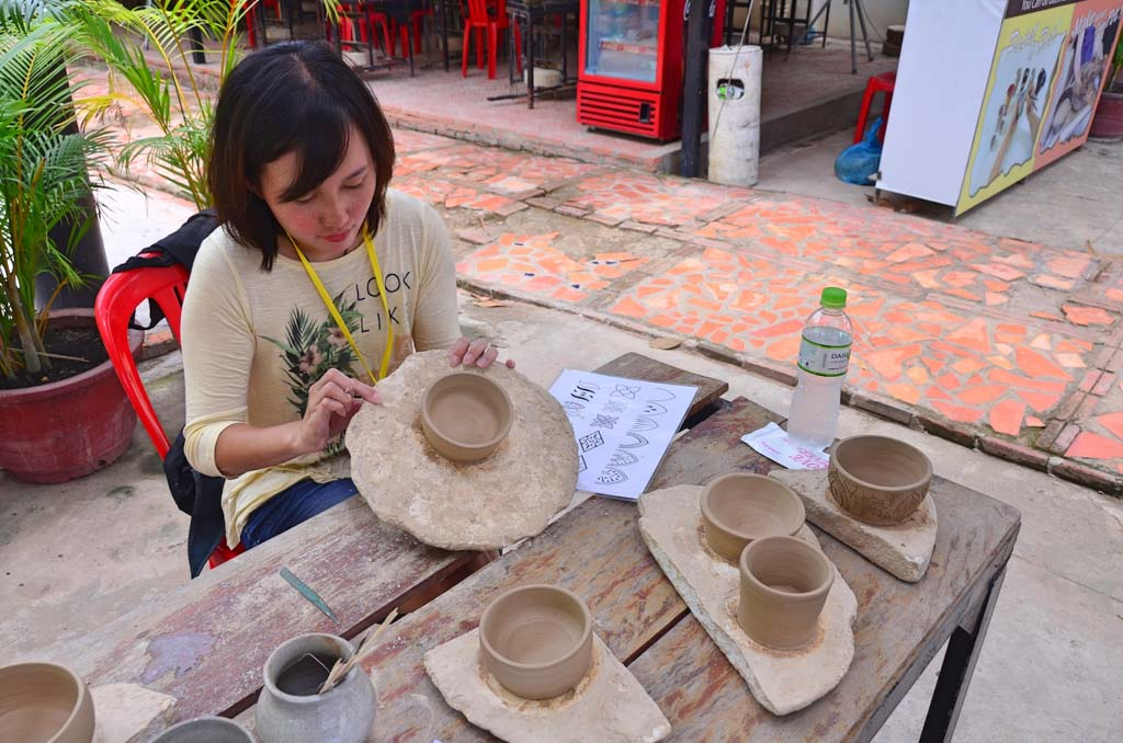 Pottery - 48H Siem Reap Itinerary