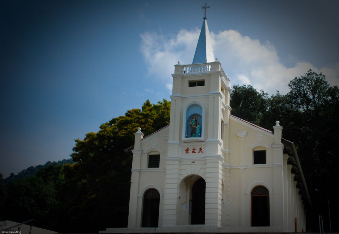 St. Annes's Church, Penang, Malaysia