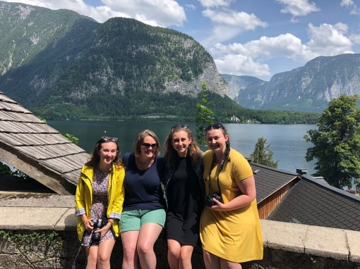 Blogging Group in Hallstatt