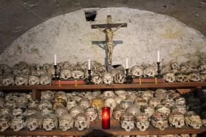 Skulls and Crucifix