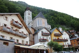 Hallstatt Catholic Church