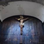 catacombs crucifix