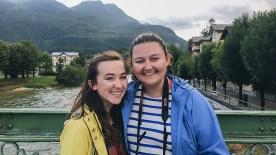 Haley and Emma