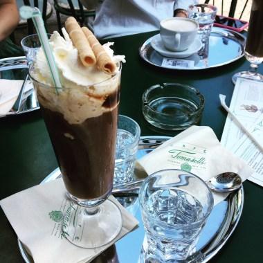tomaselli iced coffee