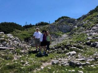 Bovard Family does Untersberg