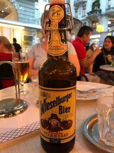 Beer in Vienna