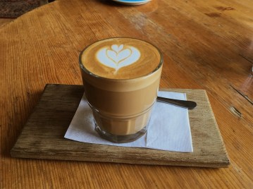 basic latte