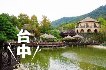 台中景點 新社古堡莊園(台中景觀餐廳) 情侶約會浪漫拍照 婚紗取景秘密基地!