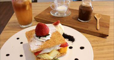 ▌食記▌台中覺樂Café,全天候早午餐、漢堡、義大利麵、甜點、鬆餅下午茶! (已歇業)