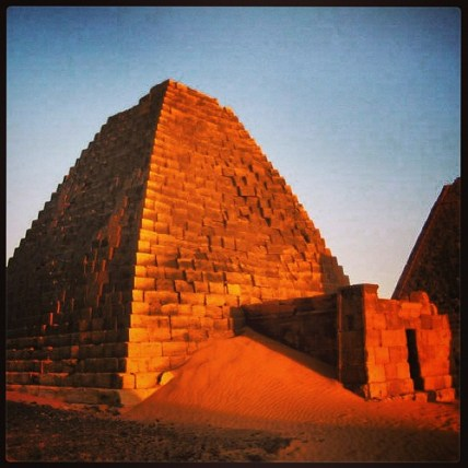 Historic perfection, Sudan