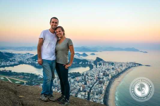 A Cruising Couple in Rio