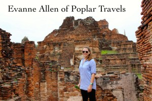 Interview With Travel Blogger Evanne Allen Of Poplar Travels @PoplarTravels